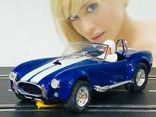 1/32 Auction 6 of 29 NOS REPROTEC '64 AC Shelby Cobra 427 Ref RT1962 Slot Car
