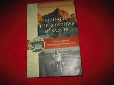 Riding In The Shadows of Saints woman motorcycling Mormon Trail Jana Richman