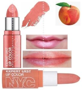 Peach Fizz Lipstick by NYC brand new SHADE #433  💄👄