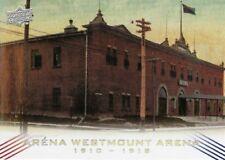 2008-09 Montreal Canadiens Centennial Westmount Arena 1910-1918 #229