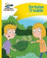 Reading Planet - Tortoise Trouble - Yellow: Comet Street Kids by Guillain, Adam|