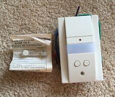 Hubbell SOM-10-2 Motion Sensor PIR Wall Switch Dual Circuit