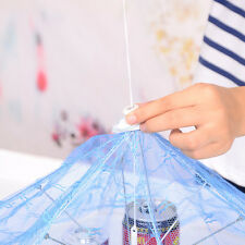 Kitchen Food Umbrella Cover Picnic Barbecue Party Fly Mosquito Mesh Net Tent OZ