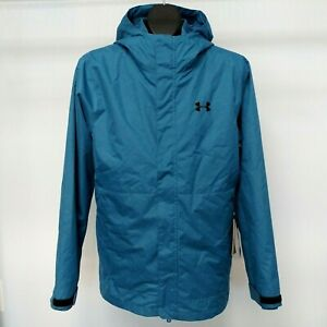 NEW! Under Armour Storm Hooded Fleece Lined Jacket Parka - Men's Sizes, Colors