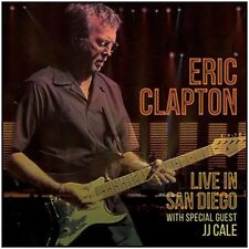 Eric Clapton - Live in San Diego - New Triple Vinyl LP
