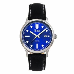 Reign Henry Automatic Blue Dial Men's Watch REIRN6204