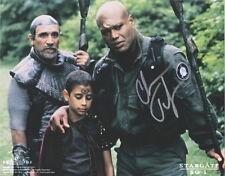Chris Judge as Teal'c on Stargate SG-1 Autograph #5