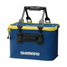 Shimano Bakkan Fishing Tackle Semi Hard EV Bag Bk-016q 40cm Black From Japan