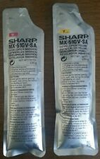 Développeur Sharp MX-51GV-SA  2 Couleurs Magenta Jaune