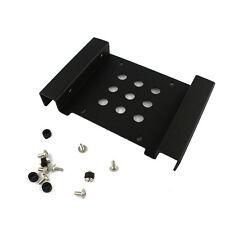 """SSD5251 2.5"""" 3.5"""" HD to 5.25 Drive Bay Case Adapter Mount Bracket Breakfree PB"""
