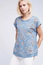 Anthropologie Hildie Sweatshirt Size 8 10 Medium New Top by Akemi + Kin