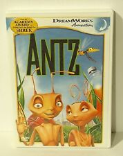 Antz (DVD, 1999, Signature Selection) animated Woody Allen