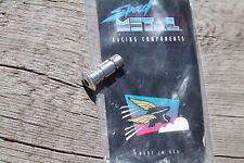 Speed Metal Racing rear derailleur pivot breakaway bolt NOS Silver 1994 Deore XT