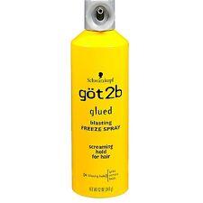 got2b Glued Blasting Freeze Spray 12 oz