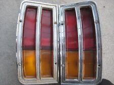 Chrysler Valiant Ute Panel Van VG Wagon Tail Lights