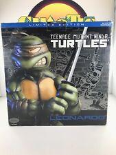 Teenage Mutant Ninja Turtles~2003 COLD CAST STATUE~LEONARDO~LIMITED EDITION~BOX