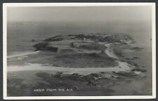 More details for herm, chanel islands. herm from the air. real photo p/card posted guernsey 1963