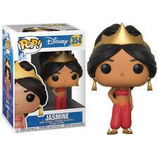 Figura Funko pop Jasmine vestido rojo