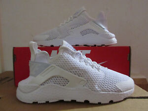 Nike Womens Huarache Run Ultra BR Trainers 833292 100 Sneakers Shoes CLEARANCE