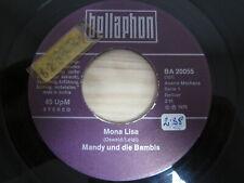 Single /   Mandy Und Die Bambis – Mona Lisa     /  AUT  PRESS  / RAR /