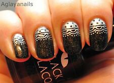 New! Black Cat Lacquer Indie nail polish lacquer Blackest Friday