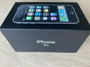 Apple - iPhone 3G BOX TOP LID ONLY
