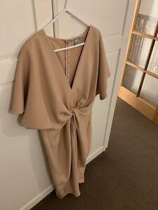 ASOS Blush Colour Midi Kimono dress