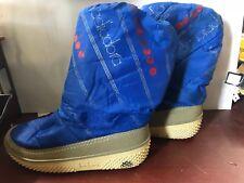 ! Vintage Winter Boots Diadora Size 40-41 ! Very Rare ! Made In Italy!