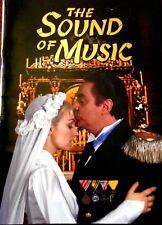 Brisbane THE SOUND OF MUSIC, LISA McCUNE SOUVENIR PROGRAMME  2000