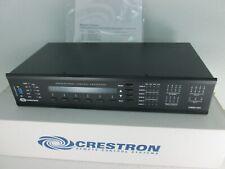 New CRESTRON CNMSX-PRO ZA11099 INTEGRATED CONTROL SYSTEM