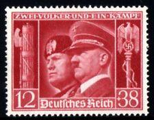 1061-GERMAN EMPIRE-Third reich.1941 WWII.ADOLF HITLER NAZI Michel 763 MNH** DR.