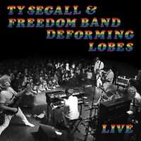 Ty Segall & The Freedom Band - Deforming Lobes (NEW CD)