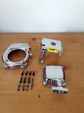 HPI BAJA CHROME ENGINE COVER KIT FOR HPI BAJA 5B,5T,5SC,CY,ZENOAH,KM,ROVAN