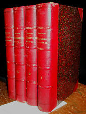 REPERTOIRE NATIONAL LITTERATURE CANADIENNE COMPILATION HUSTON 4 VOLUMES 1893