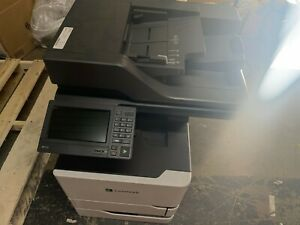 Lexmark MX722ade multifunction laser printer - 90 day warranty!