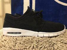 NIKE STEFAN JANOSKI MAX, 631303-022, Black / White, Men's Skater Shoes, Size 11