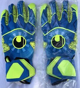 Uhlsport Radar Control Supergrip Finger Surround Goalkeeper Gloves Size 9