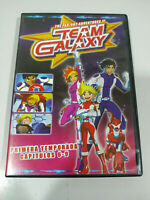 Team Galaxy Capitulos 6-9 - DVD Español Region 2 - Am