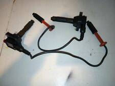 MERCEDES-BENZ SLK230 R170 2.3 PETROL IGNITION COIL PACK AND HT LEADS 0221506002