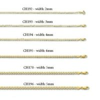 """Solid 9ct Yellow Gold Curb Chain Ladies Bracelet Hallmarked 7.5"""" FREE UK POST"""