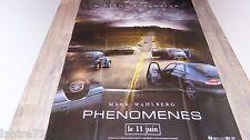 PHENOMENES ! m. night shyamalan affiche cinema