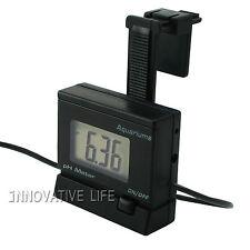 Digital pH Meter Replaceable pH Electrode 1m cable Adjustable Mounting Bracket