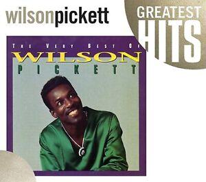 Wilson Pickett – The Very Best Of Wilson Pickett - CD - New & Sealed  - 1