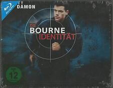 Die Bourne Identität - Limited Quersteelbook  / NEU / Blu-Ray