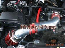 Red For 2007-2011 Jeep Wrangler 3.8L V6 Air Intake System Kit + Filter