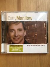 Barry Manilow - Here At the Mayflower CD Album Special UK Edition 2002 18 Tracks