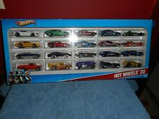 HOT WHEELS CARS & TRUCKS BOX SET (20) DIECAST 1:64 SCALE FACTORY SEALED TOY CARS