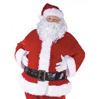 Santa Belly Stuffer Adult Fat Suit Costume Padding Christmas Fancy Dress