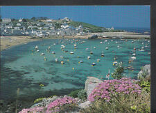 Cornwall Postcard - Hugh Town & Harbour, St Mary's, Isles of Scilly B3001