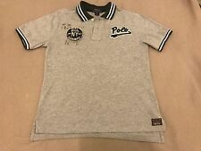 Ralph Lauren Boys Polo Top 8-9 Years in Grey Worn Twice, RRP £55